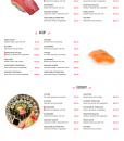 Complete menu – AndEat – Sushi style