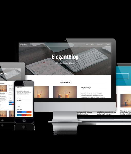 elegantblog-mockup